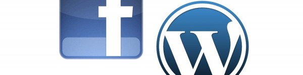 Facebook, WordPress Logo