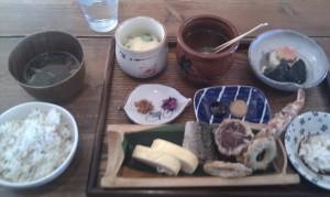 季節の京のお昼ごはん