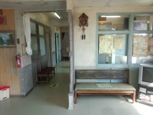 Dr. コトー診療所 (待合室)