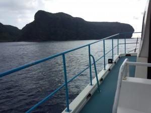 グラスボート (新川鼻)