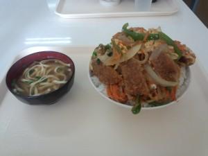 カツ丼 (1)