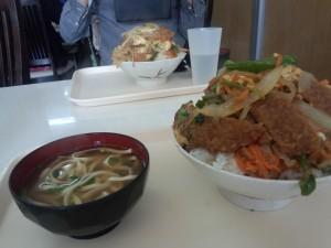 カツ丼 (2)