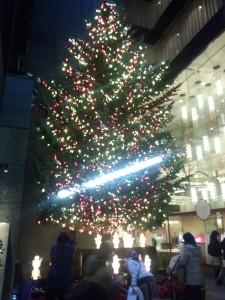 クリスマスツリー 2012