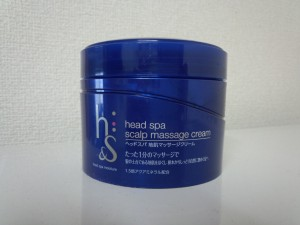 head spa scalp massage cream