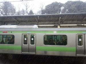 2013/01/14 11:12 西日暮里