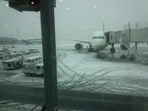 2013/01/14 14:00 羽田空港