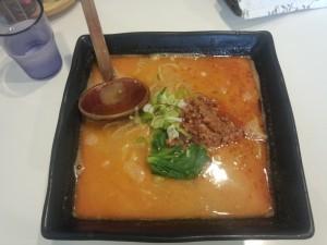 無双ラーメン (坦々麺)