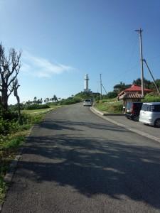 石垣御神埼灯台 (1)
