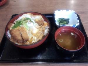 かつ丼 (1)