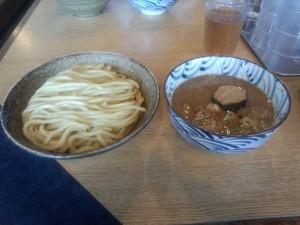 濃厚つけ麺 (大)
