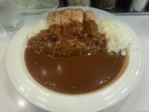 チキンタツタカレー (BIG ! 1.5 倍 !!)