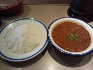 豆カレー (辛さ 20 倍)