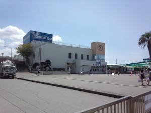 稲毛海浜公園プール (1)