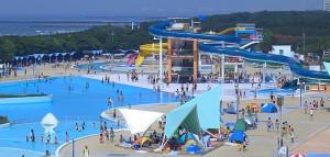 稲毛海浜公園プール (2)