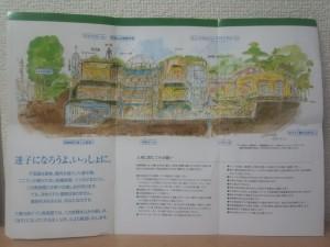 三鷹の森ジブリ美術館 (利用のご案内 2)