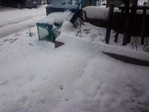 積雪 2014/02/09 (1)