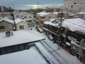 積雪 2014/02/09 (3)