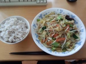 野菜炒め (5)