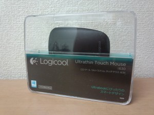 Logicool Ultrathin Touch Mouse T630 (1)