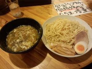 """濃厚味噌つけ麺 """"那峰"""""""
