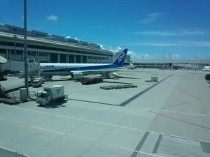 那覇空港 国内線旅客ターミナル (2013/07)