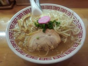 味噌ラーメン (1)