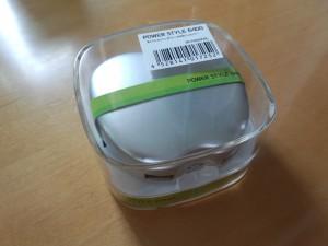りんご型モバイルバッテリー POWER STYLE 6400 (1)