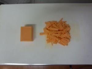 KRAFT チェダーチーズ 1/2 箱