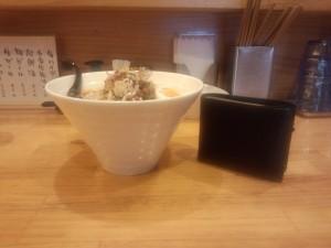 かつぎや担々麺 + 辛さ 5 (激辛)