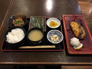 サーモン西京焼 (1)