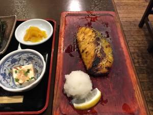 サーモン西京焼 (2)