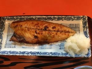 さば焼定食 (2)