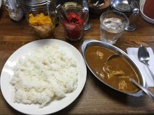 インド風カレー (インドカレー)