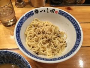濃厚豚崩しつけ麺 + 大盛り (2)