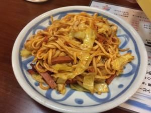 沖縄やきそば (ケチャップ味)