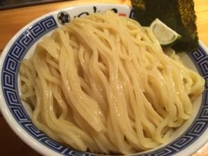 濃厚特製つけ麺 + 大盛り (3)