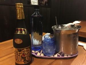 龍ゴールド 古酒 25 度