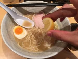 特製塩らーめん (2)
